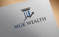 MGK Wealth Logo - Entry #77