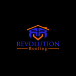 Revolution Roofing Logo - Entry #9