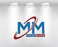 Masters Marine Logo - Entry #486