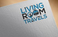Living Room Travels Logo - Entry #21
