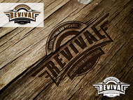Revival contracting and drywall Logo - Entry #11