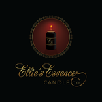 ellie's essence candle co. Logo - Entry #91