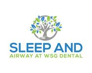 Sleep and Airway at WSG Dental Logo - Entry #600