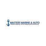 Masters Marine Logo - Entry #11