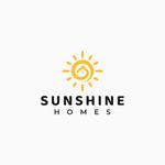 Sunshine Homes Logo - Entry #237