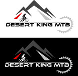 Desert King Mtb Logo - Entry #39
