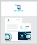 Digitas Logo - Entry #126