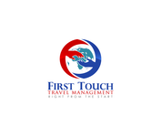 First Touch Travel Management Logo - Entry #108