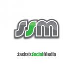 Sasha's Social Media Logo - Entry #17
