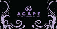 Agape Logo - Entry #192