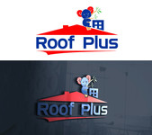 Roof Plus Logo - Entry #284