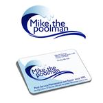 Mike the Poolman  Logo - Entry #81