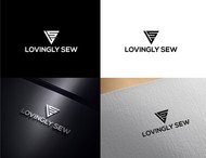 Lovingly Sew Logo - Entry #6