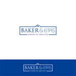 Baker & Eitas Financial Services Logo - Entry #466