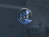 Empowered Financial Strategies Logo - Entry #211