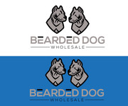 Bearded Dog Wholesale Logo - Entry #41