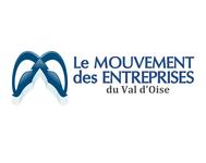 Le Mouvement des Entreprises du Val d'Oise Logo - Entry #13