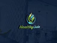 Healthy Livin Logo - Entry #280