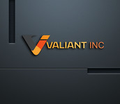 Valiant Inc. Logo - Entry #8