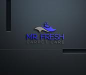 Mr. Fresh Carpet Care Logo - Entry #140