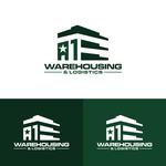A1 Warehousing & Logistics Logo - Entry #73