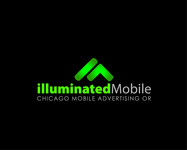 Illuminated Mobile  OR Illuminated M ... I own both urls and I'm still considering what brand to lead with. Logo - Entry #73