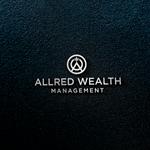 ALLRED WEALTH MANAGEMENT Logo - Entry #799