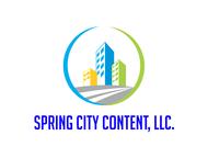 Spring City Content, LLC. Logo - Entry #20