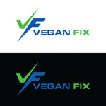 Vegan Fix Logo - Entry #215