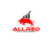 ALLRED WEALTH MANAGEMENT Logo - Entry #689