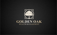 Golden Oak Wealth Management Logo - Entry #219