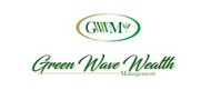 Green Wave Wealth Management Logo - Entry #444