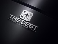The Debt What If Calculator Logo - Entry #140