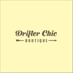 Drifter Chic Boutique Logo - Entry #368