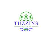Tuzzins Beach Logo - Entry #148