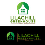 Lilac Hill Greenhouse Logo - Entry #87