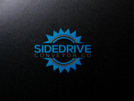 SideDrive Conveyor Co. Logo - Entry #243
