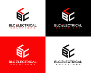 BLC Electrical Solutions Logo - Entry #388