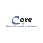 Core Physical Therapy and Sports Performance Logo - Entry #353