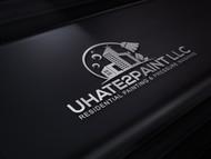 uHate2Paint LLC Logo - Entry #19