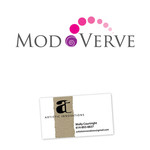 Fashionable logo for a line of upscale contemporary women's apparel  - Entry #30
