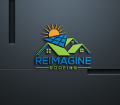 Reimagine Roofing Logo - Entry #70