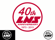 40th  1973  2013  OR  Since 1973  40th   OR  40th anniversary  OR  Est. 1973 Logo - Entry #67