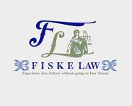 Fiskelaw Logo - Entry #91