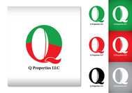 A log for Q Properties LLC. Logo - Entry #69