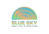 Blue Sky Life Plans Logo - Entry #355