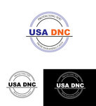 USA DNC Logo - Entry #33