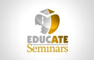 EducATE Seminars Logo - Entry #33