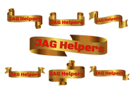 JAG Helpers Logo - Entry #11