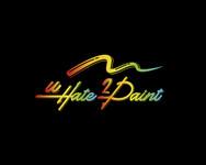 uHate2Paint LLC Logo - Entry #110